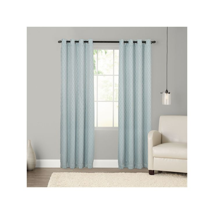SONOMA Goods for Life™ Novato Blackout Curtain, Blue