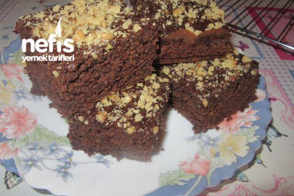 Marmelatı Brownie