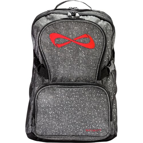 nfinity cheer backpack glitter all red - Google Search