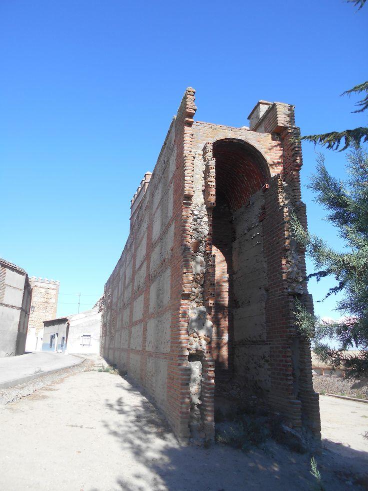 Sección de Muralla.