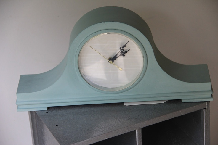 Scandinavian Clock by Modern Cottage Living