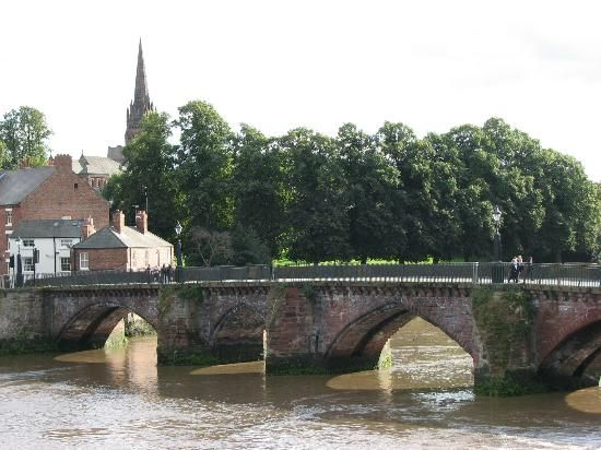 River Dee - Chester, England