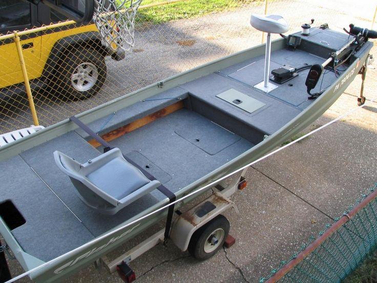 15 Awesome Aluminum Boat Modification Ideas