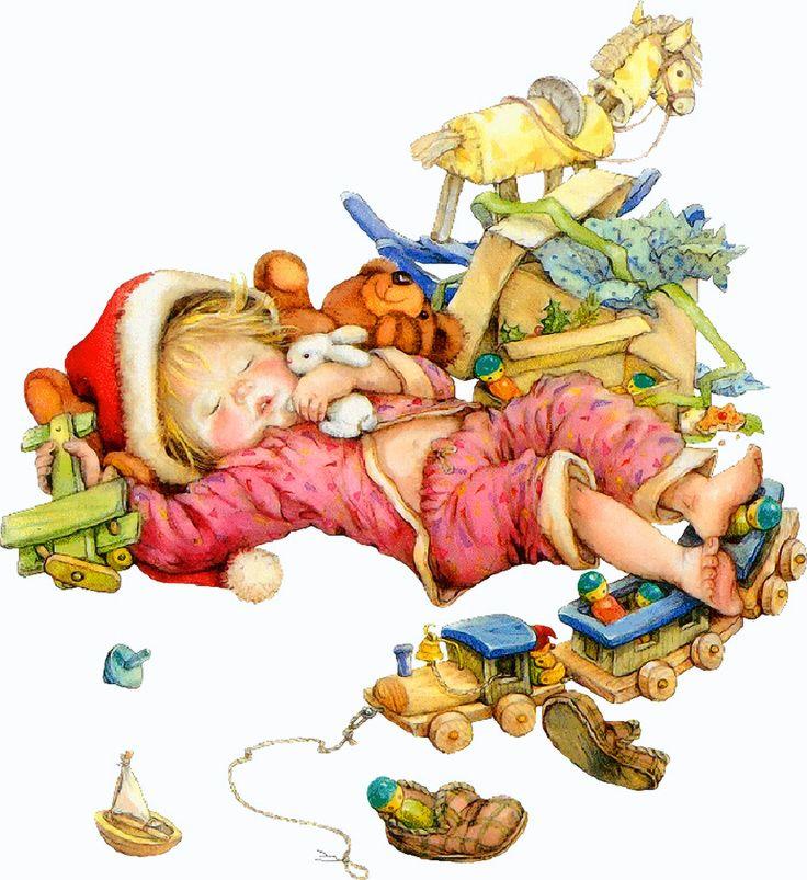 Художник Lisi Martin.Новогодние и Рождественские иллюстрации.. Обсуждение на LiveInternet - Российский Сервис Онлайн-Дневников
