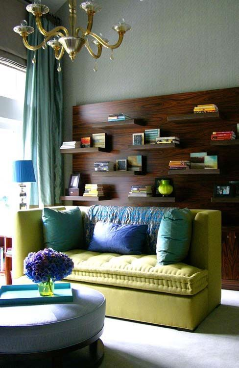 Great Shelving Unit By Frank Roop Design Interiors