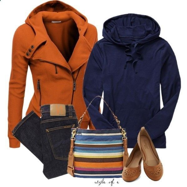 Comfy Cold Day Outfit