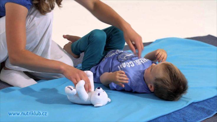 Cvičení s dětmi - 8. cvičení: PŘEVALY