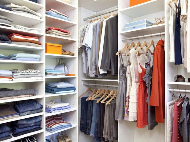 adjustable shelves, simple...