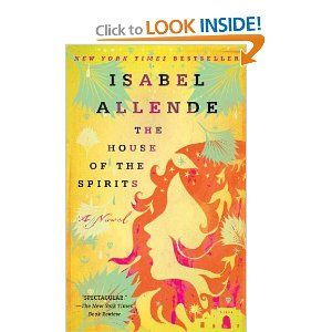 The House of the Spirits: A Novel: Isabel Allende, Magda Bogin: 9780553383805: Amazon.com: Books