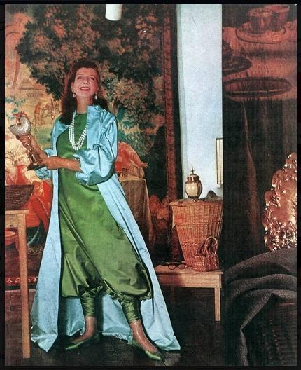 Baronne (nee Pauline Potter) Phillipe de Rothschild