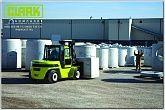Погрузчики - все виды погрузчиков от компании CLARK: вилочные автопогрузчики, электропогрузчики, газовые погрузчики фото, цены, характеристики