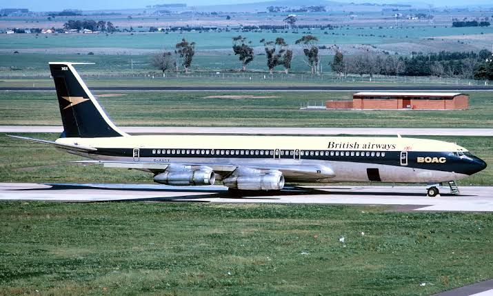 Image result for boac boeing 707 | Aviation