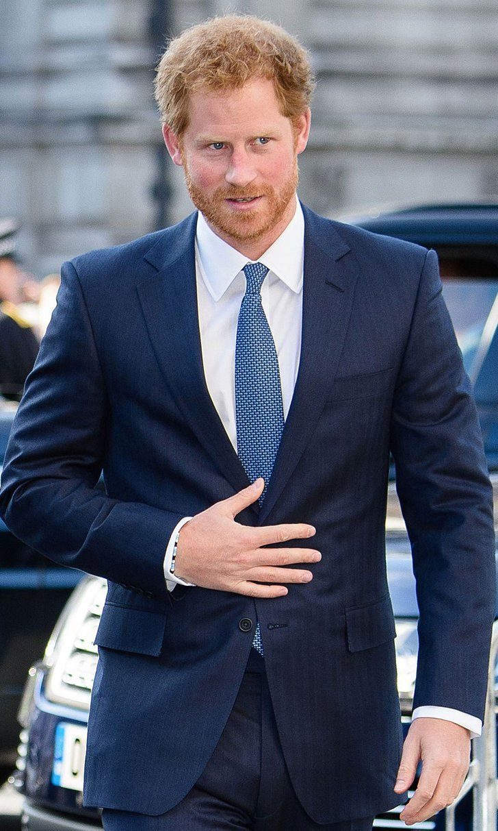 "Pin for Later: Prince Harry Opens Up About Princess Diana: ""I'm Sure She's Longing For Me to Have Kids"""