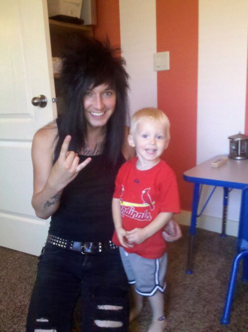 Jake Pitts... that smile! <3