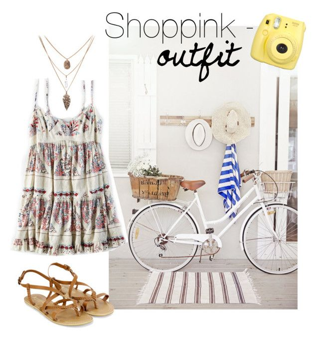 """""""calorsito sabrosito"""" by stephania-stuffa on Polyvore featuring American Eagle Outfitters and Monsoon"""