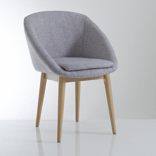 Fauteuil de table Jimi La Redoute Interieurs | La Redoute Mobile