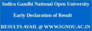 IGNOU OPENMAT Result 2017-@ignou.ac.in Check here Exam Date, IGNOU OPENMAT 2017…