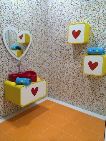 91 best agatha ruiz de la prada images on pinterest | tiles ... - Azulejos Bano Agatha Ruiz Dela Prada