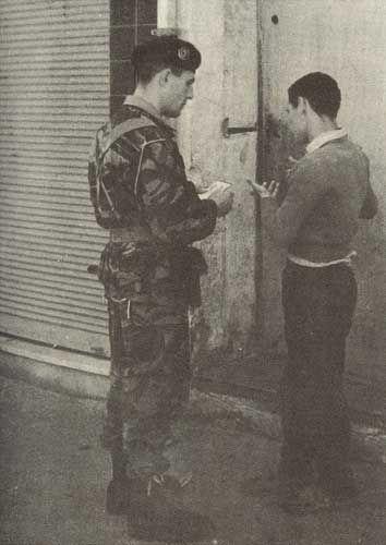bataille d'Alger legion etrangere 1er REP