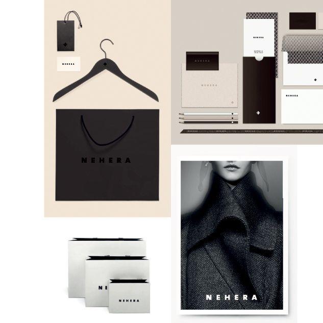 NEHERA PRAGUE / identity / merchandising