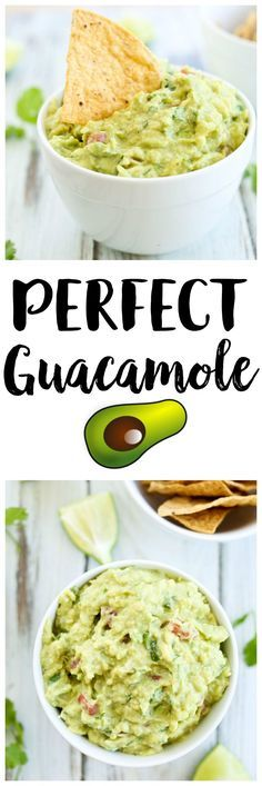 This is my favorite guacamole recipe of all time. This is the only guacamole recipe you'll ever need. Perfect party appetizer especially for Super Bowl Food!