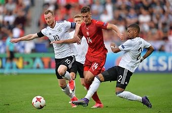 Germany v Czech Republic - 2017 UEFA European Under-21 Championship Photos and Images | Getty Images