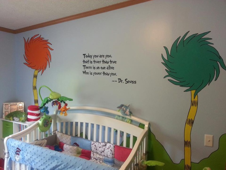 Our son s dr  Seuss room we made. 215 best Dr  Seuss Nursery images on Pinterest   Nursery ideas  Dr