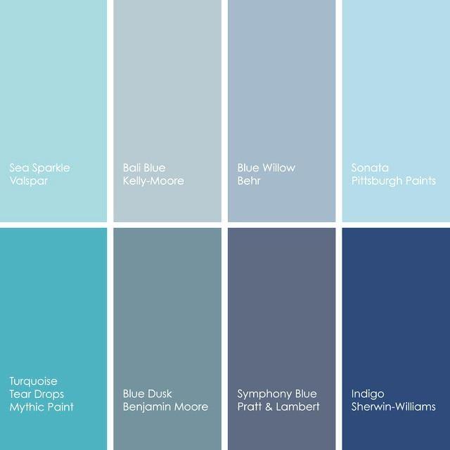 Image Result For Teal Complementary Colors Sinyaya Cvetovaya Palitra Kartiny V Dome Dizajn Kuhni