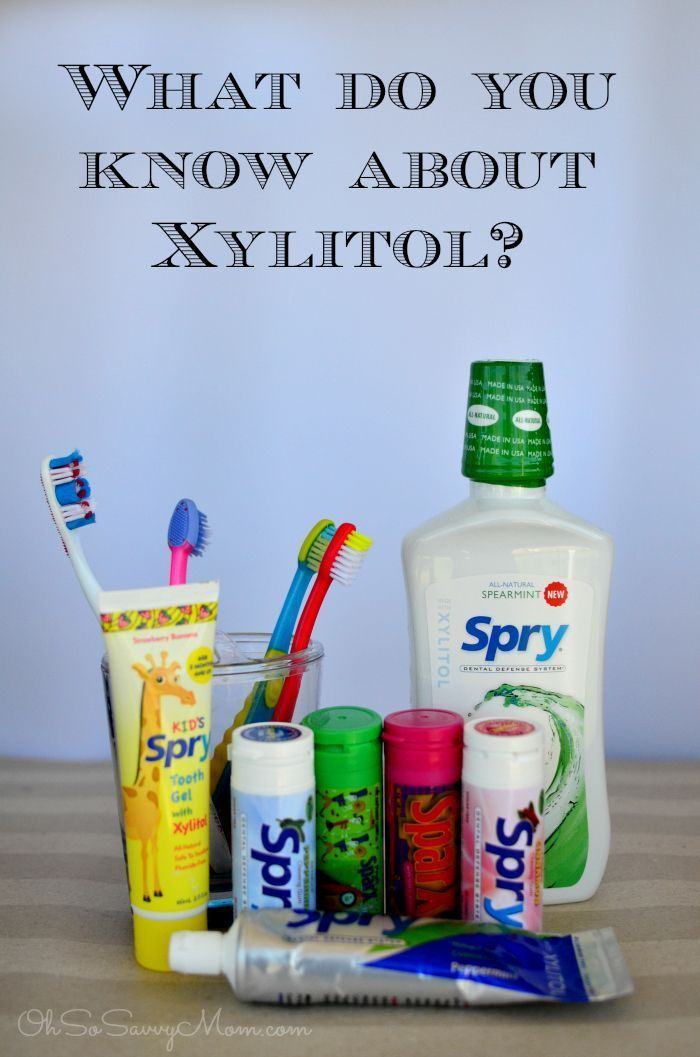 Get the scoop on xylitol and why it is so good for your teeth!