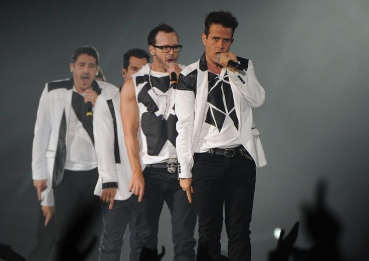 New Kids On The Block | GRAMMY.comBoys Band, Nkotb Joemac, Guilty Pleasure, Childhood Memories, Joey Mcintyre, Block Lead, Nkotb Stuff, Packaging Tours, Nkotb 4Ever