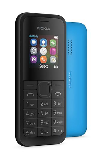 Meet Nokia 105, the $20 phone. And yes, it has a battery that can last for days! Up to 35, to be more specific.   Who's getting one?
