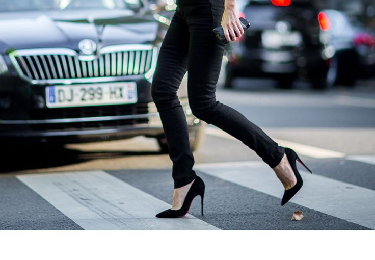 Nyt trick gør det mindre smertefuldt at bære høje hæle