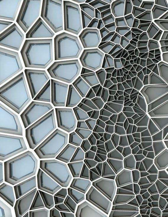 Parametric design.                                                                                                                                                                                 More
