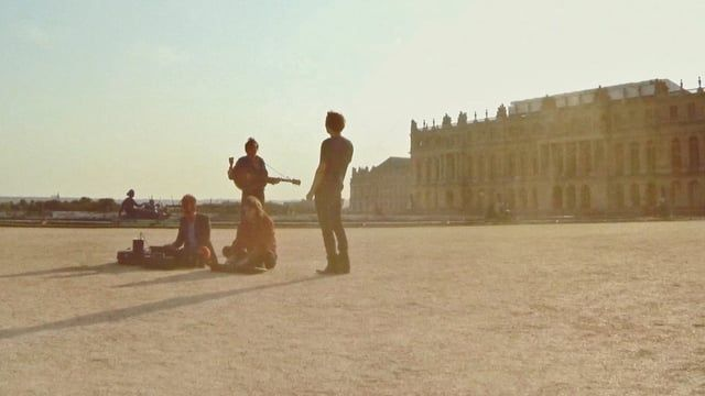The band Phoenix performs their song 'Entertainment' for La Blogotheque's Take Away Shows.   This is the second series of Take Away Shows we're doing with Phoenix. This one has been filmed at dawn in the empty gardens of Le Chateau de Versailles. It was filmed with a drone, in one continuous shot, flying around the band. All music was recorded live.  Directed by Colin Solal Cardo Produced by Chryde for la Blogothèque Sound Director : François Clos  Sound, mix and mastering by Franço...