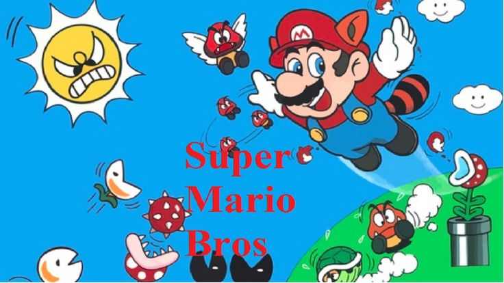 New Super Mario Bros | Super Mario Maker | New Super Mario Bros 2