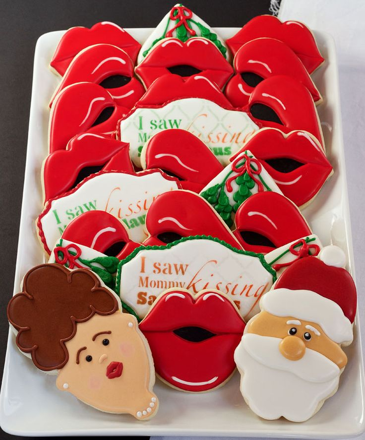 501 best Cookies - Christmas images on Pinterest | Decorated ...