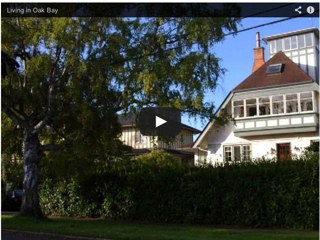 Around Oak Bay Character Homes