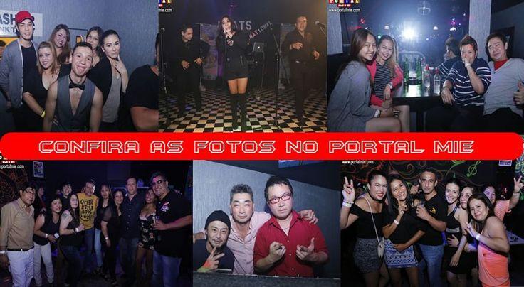 Internacional Party foi a festa que agitou o sábado (24/set), na Space Beats da cidade de Ota (Gunma). A noite contou com show do Grupo Clase Latina