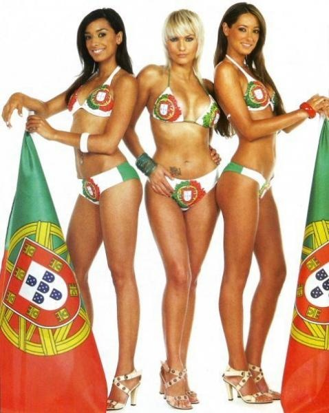 Erotic women soccer clip