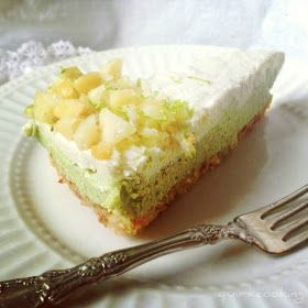 Quirky Cooking: Raw Macadamia Lime 'Cheesecake' (dairy free)