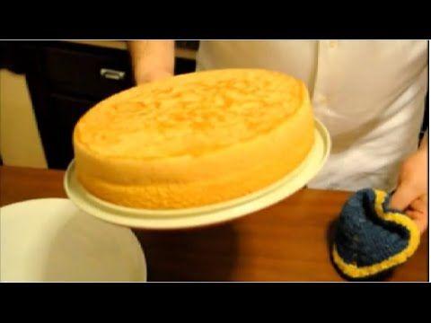 Pan di Spagna Vegan - Ricetta vegana - YouTube