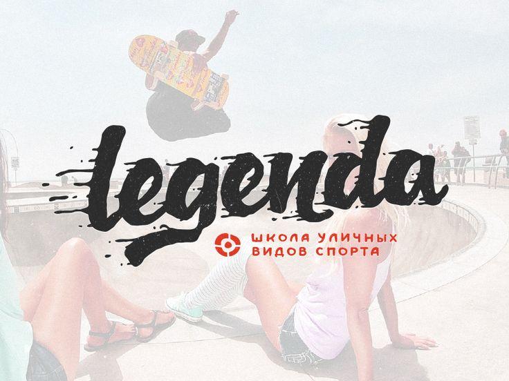 Legenda by Typemate