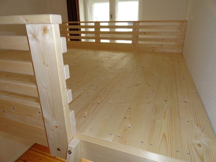 Good Vollholz Hochbetten ma gefertigt aus Berlin Hochetagen Etagenbetten Spieletagen Schlafebenen bauen