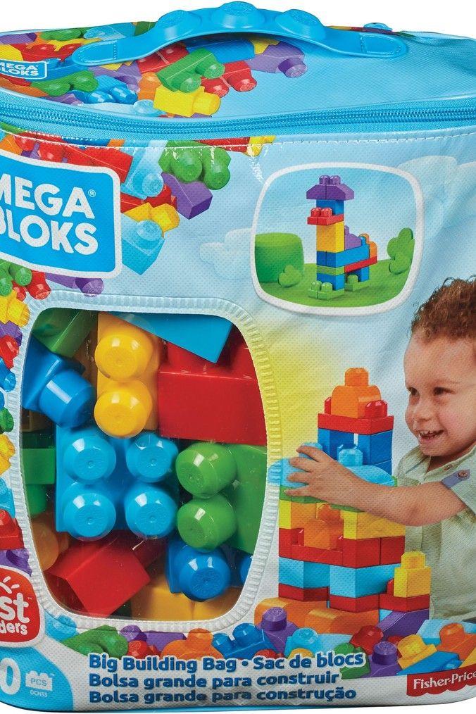 Mega Bloks First Builders 60 Piece