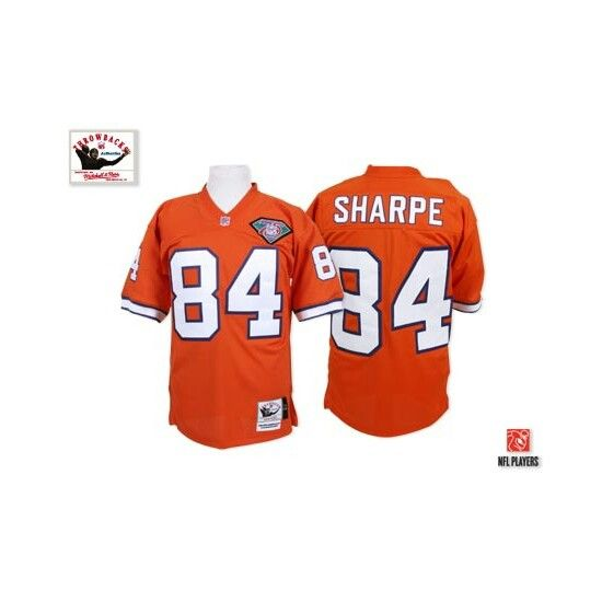 mitchell and ness shannon sharpe mitchell and ness shannon sharpe authentic jersey at broncos shop. authentic mitchell and ness mens shannon sharpe o