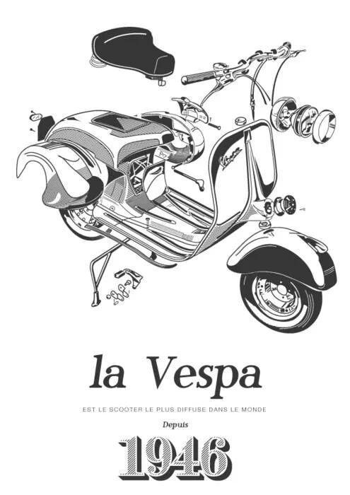 Vespa #Piaggio #Vespa