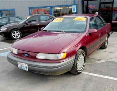 Cheap used Ford Taurus L for sale in Washington for only $795