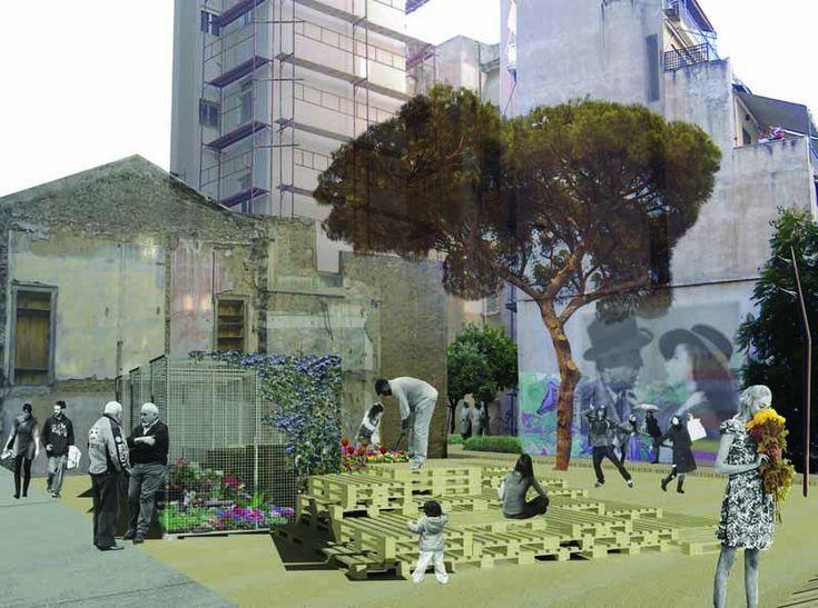 """Gallery of """"e_co_llectiva"""" Urban Design Project / Athanasios Polyzoidis & Katerina Petsiou - 7"""