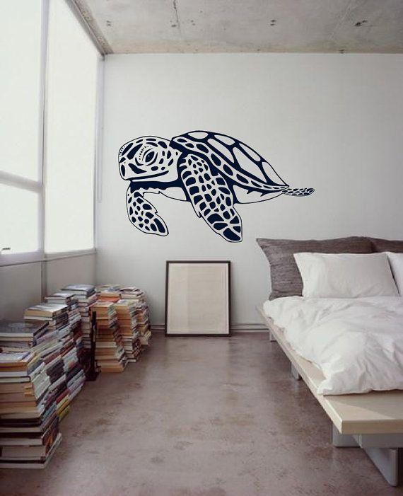 Large+Hawaiian+Sea+Turtles+Cruisin++Surf+Art+by+3rdAveShore,+$50.00