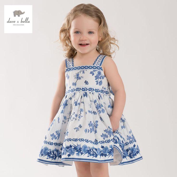 Aliexpress.com: Compre DB4042 dave bella bebê verão menina elegante vestido de princesa de aniversário de casamento do bebê vestido de renda meninas trajes estilo Chinês de confiança vestido de mangas fornecedores em DAVEBELLA Official Store